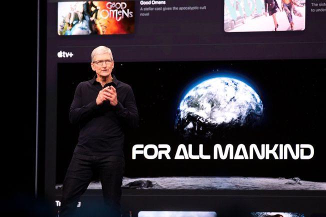 與Netflix競爭?蘋果推「原創電影」目標奧斯卡