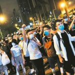 川普談香港反送中:抗議者發揮重大作用