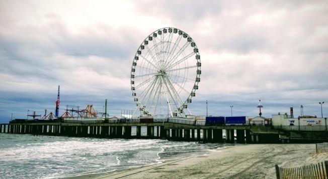 賭場商家聯手 大西洋城「北海灘」攬客