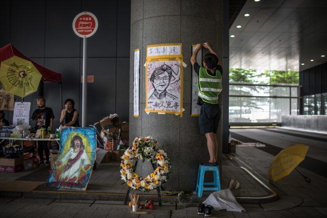 訂死線!香港學生:不撤惡法再遊行