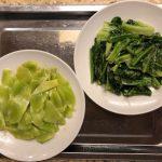 料理功夫|涼拌萵苣筍和清炒萵苣菜