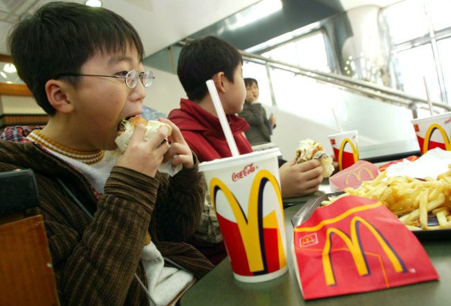 有關快餐店的調查顯示,連鎖快餐店龍頭麥當勞在包括價值和服務速度等幾個類別中名列第一。(Getty Images)