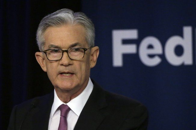 路透:Fed七周內態度大轉彎的關鍵 在貿易風險