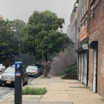 皇后區傑克森高地84街人孔發生爆炸 火勢仍未被撲滅