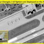 G20峰會前夕 中國殲10戰機亮相南海永興島 宣示主權