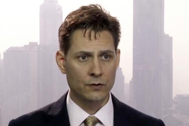 加國前外交官康明凱(Michael Kovrig)。(美聯社)