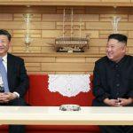 習近平結束訪朝 金正恩允透過對話解決朝鮮半島問題