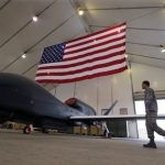 擊落美國無人偵察機 伊朗軍方公布影片