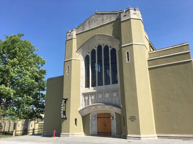 軍校博物館正門。