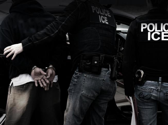 ICE未來或將在紐約等十大城市進行移民大執法。(ICE提供)