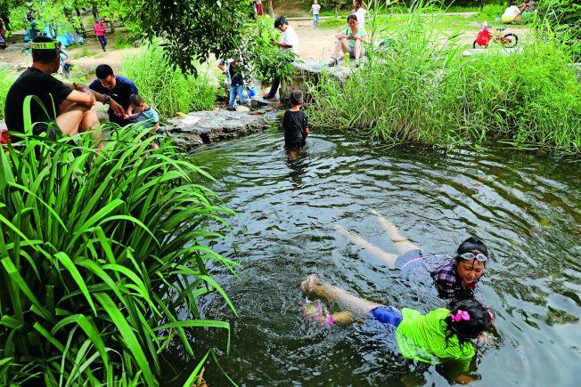 公園城市的興建,攸關居民的生活幸福指數。(取材自中國新聞周刊)