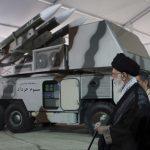 對抗美侵略 伊朗放話 導彈已對準美國航母