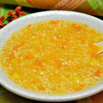 料理功夫|雙色地瓜小米粥