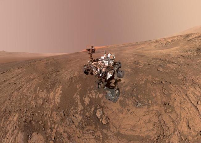 駭客入侵JPL電腦竊取JPL進行太空探測任務數據。(AP/NASA)
