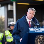 白思豪選總統再挨批:紐約交通亂象無作為