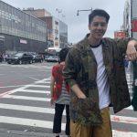 胡宇威回紐約 帶新片參加亞洲電影節:進演藝圈 感謝功夫和中文