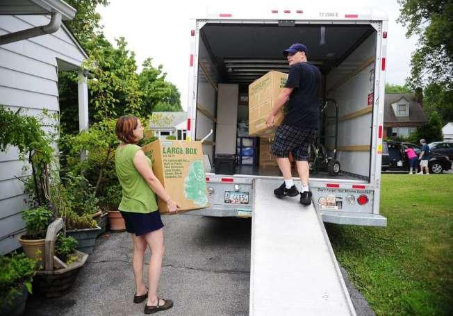 44%的灣區人說,打算離開灣區。(Getty Images)