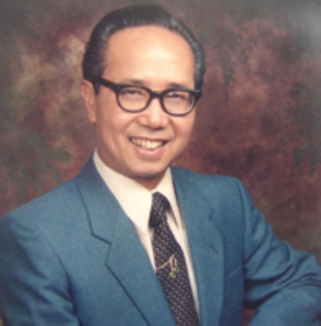 以97高齡辭世的華埠寶謙昌創辦人鍾北謙。(檔案照片)