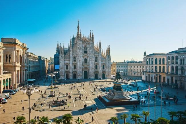 義大利米蘭市將舉辦2026冬奧。(Getty Images)