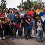 1女攜3童疑企圖越境 德州邊界熱死