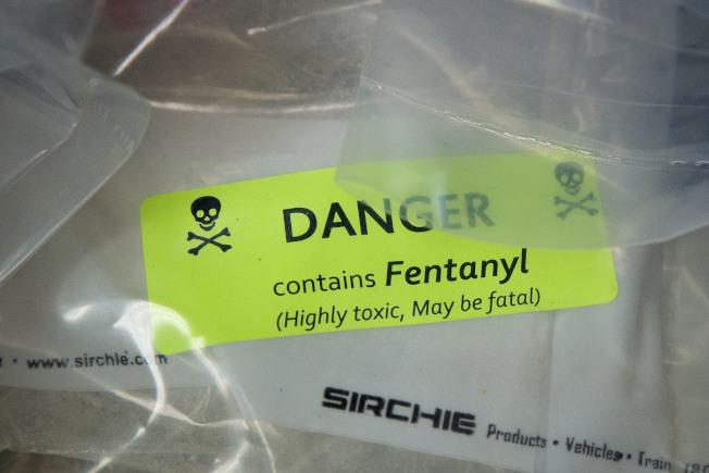 舊金山去年57人服用芬太尼過量死亡,為有史以來最多。(Getty Images)