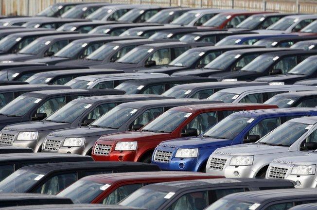 英國汽車業很怕無協議脫歐。美聯社