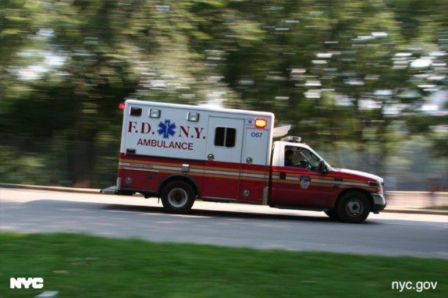 數據顯示,全市去年僅有大約有46%的緊急救護情況反應時間低於十分鐘。(市長辦公室提供)