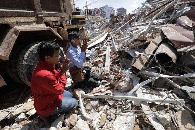 為什麼中國開發商能無照開工?涉案商人的背景與資金來源為何?至今,無論中國或柬埔寨都仍拒絕說明。(Getty Images)
