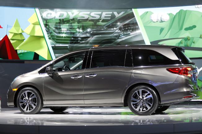 Cars.com公布年度「美國製造指數」,第二名甚至不是美國車品牌、而是「本田」Odyssey廂型車。(Getty Images)