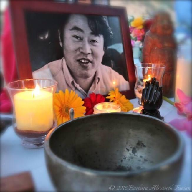 韓偉東醫師在聖塔芭芭拉市行醫逾30年受人尊敬。(韓偉東好友提供)