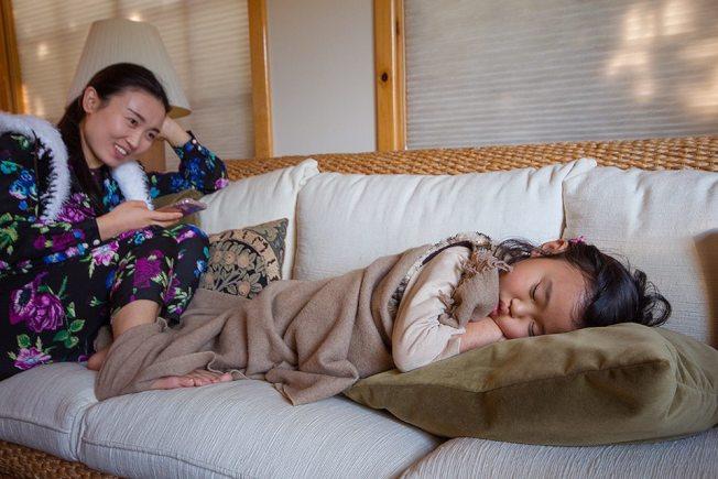 于惠潔和韓宇馨母女溫馨合照,羨煞好多人,但卻在一夕間殞命。(韓偉東好友提供)