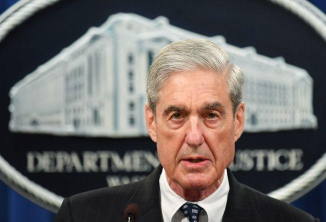 前特別檢察官穆勒25日接眾院司法委員會及情報委員會的傳票後,答應7月中旬到國會公開作證。(Getty Images)