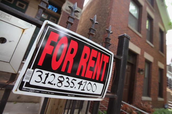 在春季末和夏季租屋的人,屋租會稍高一點,能使消費者每月多花100元以上。( Getty Images)
