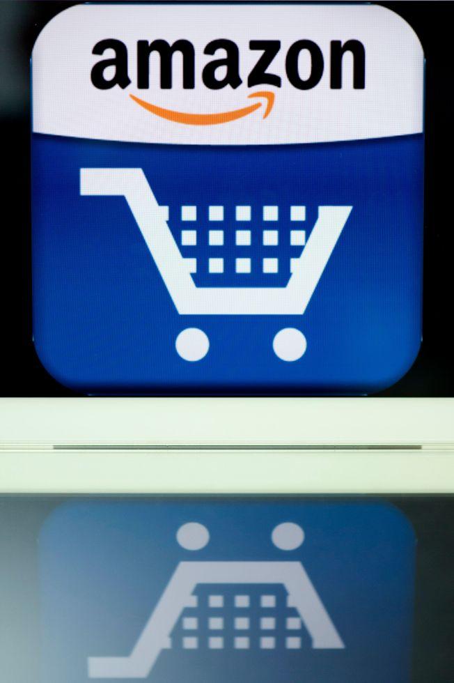 報告指出,選擇同天交貨的購物者,傾向在亞馬遜網站買更多東西。(Getty Images)