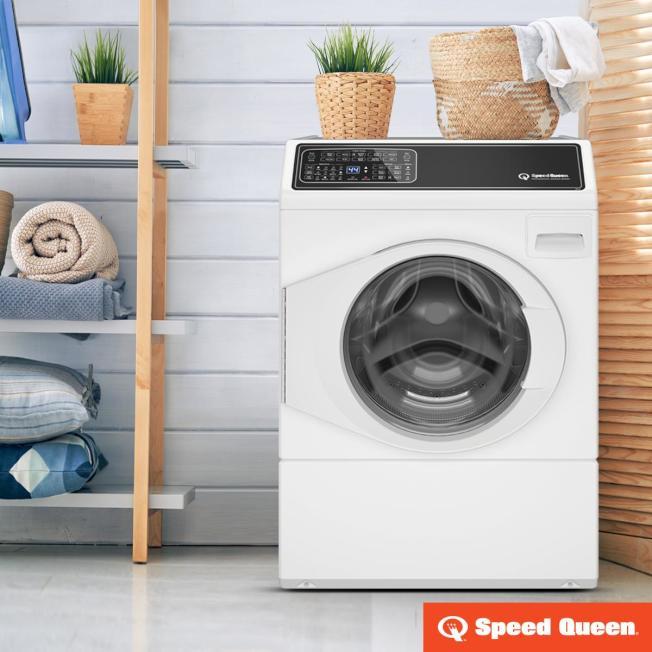 名不經傳的專門製造洗烘衣機品牌「Speed Queen」被評為最可靠家電。(取自推特)