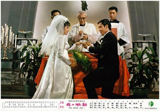 甄珍主演的「新娘與我」。圖/高雄市新聞局提供