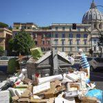 〈圖輯〉羅馬垃圾滿到炸開 醫生警告非常傷身