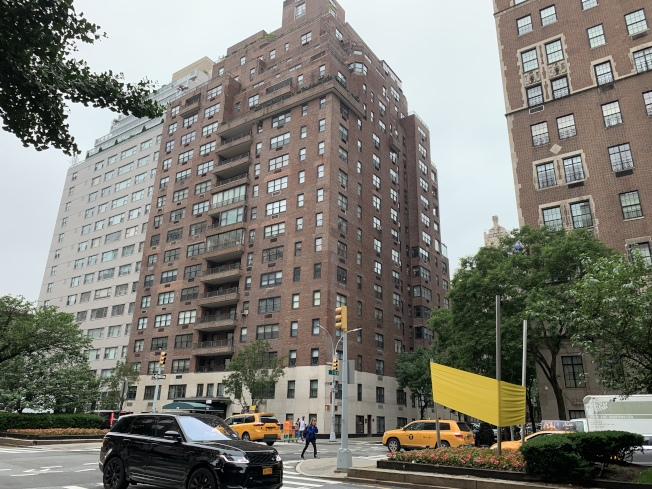 曼哈頓上西區交通方便,適合薪資在中位數水平的社會新鮮人居住。(記者和釗宇/攝影)