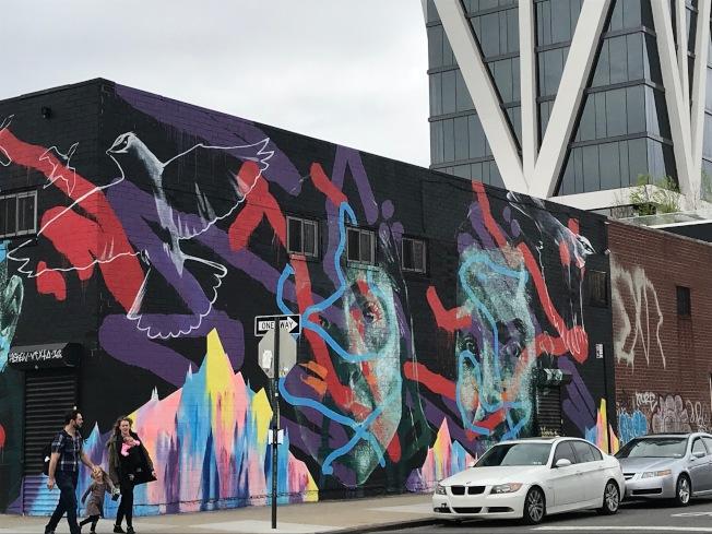 威廉斯堡充滿活力,的是紐約年輕人鐘愛的地區。(本報檔案照)