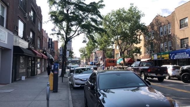 阿斯托利亞交通方便,到曼哈頓中城的通勤時間在30分鐘以內,適合薪資中位數的畢業生們居住。(記者和釗宇/攝影)