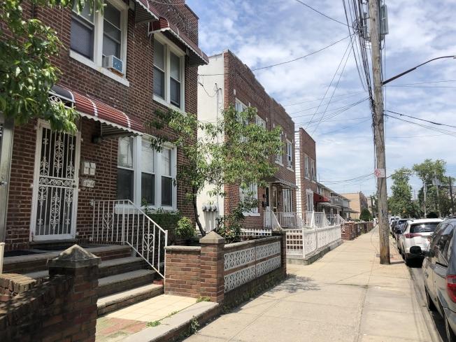 貝瑞吉30%以上的上市房屋去年第一季曾降價,顯示買家將擁有較大的議價空間。(記者和釗宇/攝影)