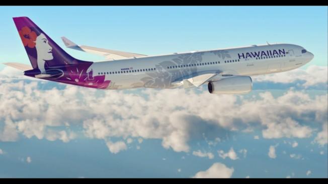 報告顯示,夏威夷航空是美國飛行速度最快的航空公司。(取自YouTube)