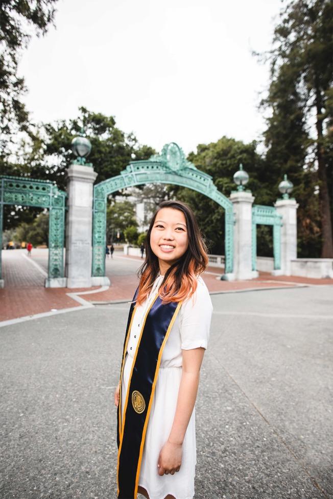 大學階段做好職業規劃 沈佩鴻柏克萊加大接軌哈佛法學院