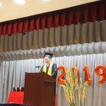 下東城高中畢業禮  前兩名皆華裔新移民 感激父母