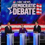 川普左批民主黨辯論「無聊」 右罵NBC不專業