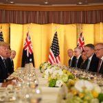 G20即將登場 川普抵日後第一個見的領袖是他