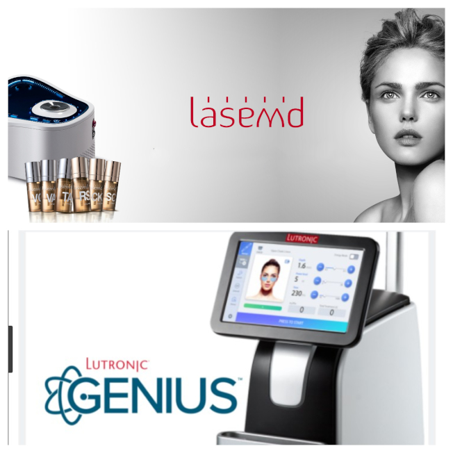 飛越皇后皮膚科診所引進最新的醫美儀器,滿足各界愛美人士的各種需求。