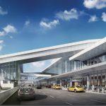 紐約拉瓜地亞機場新候機大廳之一 今秋開放