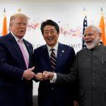 G20峰會首日 川普連會安倍、莫迪、普亭