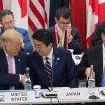 台上握手 台下盤算…與會領袖:「這會是場艱難的G20」